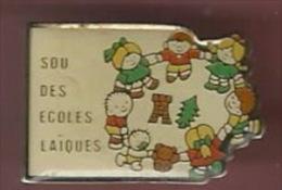 41378-Pin's.association sou des �coles la�ques..