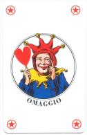 MATTA JOLLY OMAGGIO CARTE DA GIOCO SCHEDA TELEFONICA TELECOM 704 - Italia