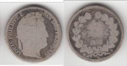 **** 1 FRANC 1833 B ROUEN LOUIS PHILIPPE - ARGENT **** EN ACHAT IMMEDIAT !!! - H. 1 Franco