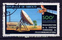 DJIBOUTI - N° A143 ° - INAUGURATION DE LA - Gibuti (1977-...)