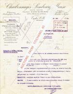 Lettre 1930 EYSDEN - STE BARBE -  CHARBONNAGES LIMBOURG-MEUSE