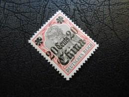 D.R.32 20C Auf 40C* Deutsche Auslandpostämter ( CHINA ) 1905 - Offices: China
