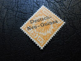 D.R.Mi 5a - 25Pf* Deutsche Kolonien ( DEUTSCH-NEUGUINEA ) 1897 - Colony: German New Guinea
