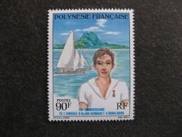 Polynésie: TB  N° 107 , Neuf XX. Cote = 15.50 Euros. - Neufs