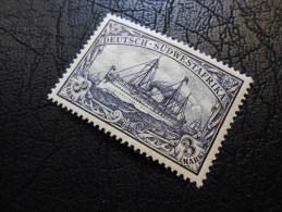 D.R.Mi 22 - 3M* Deutsche Kolonien ( DEUTSCH-SUEDWESTAFRIKA ) 1901 - Colony: German South West Africa