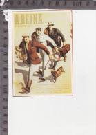 CO-2361 MILANO STABILIMENTO MOLLIFICIO A. REJNA FONDATA NEL 1883 ILLUSTRATA GINO BOCCASILE - Chromos