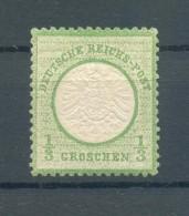 DR-Brustschild 17a LUXUS* 45EUR (70879 - Neufs