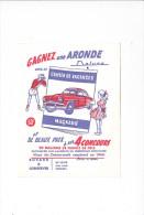 Buvard MAGNARD Gagnez Une ARONDE Deluxe Enfants Cahier De Vacances - Stationeries (flat Articles)