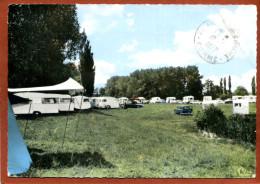 59   CPSM De TOURMIGNIES   Le Parc D'attractions Et Son Camping          Bon état (marques D'usage Dont Plis ) - France