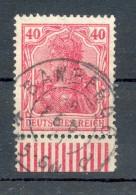 DR-Infla 145W WALZENUNTERRAND Gest. BPP (G7333 - Infla