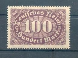 DR-Infla 247I ABART**POSTFRISCH 30EUR (70661 - Duitsland