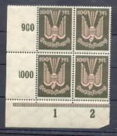 DR-Infla 237I ABART Im VB**POSTFRISCH (G5754 - Duitsland
