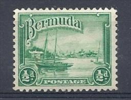140019081  BERMUDAS  YVERT   Nº  92  */MH - Bermudas