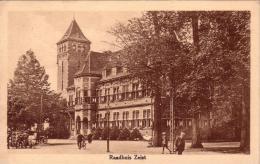 ALTE AK   ZEIST / Pr. Utr.  - Raadhuis - 1928 Gelaufen - Zeist