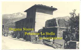 DOGANA NUOVA - ABETONE - Albergo STELLA In Costruzione + AUTOBUS / Corriera (Fiumalbo Pistoia Modena) - Modena