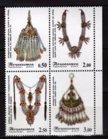 Tajikistan 2007. Women Adornments.MNH - Tadjikistan