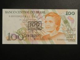 Billets - Brésil/Brazil 100 Cruzeiros Type C. Meireles - Jamais Circulé - Brésil