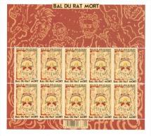 Bal Du Rat Mort.  Carnaval In Oostende Met James Ensor. - Belgique