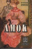 AMOK Par Stefan ZWEIG - Livre De Poche - Texte Intégral - Andere