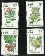 Fiji 1984 Flowers MNH - Fiji (1970-...)
