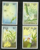 Fiji 1997 Orchids MNH - Fiji (1970-...)