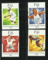 Fiji 1998 Commonwealth Games MNH - Fiji (1970-...)