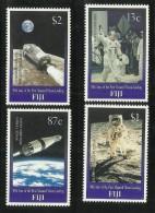 Fiji 1999 Moonlanding MNH - Fiji (1970-...)