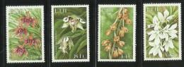 Fiji 1999 Orchids MNH - Fiji (1970-...)