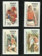 Samoa 1996 Centenary Of Olympic Games Atlanta MNH - Samoa