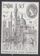 GREAT BRITAIN, 1980 LONDON80 1  MNH - Neufs