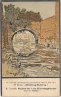 Alfred Ost: De Vlietjes Van Mechelen (1912): 5de Reeks; Nr 2 Overdekt Brugske Van ´t Oud Blijdenbergklooster - Malines