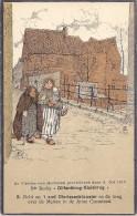 Alfred Ost: De Vlietjes Van Mechelen (1912): 5de Reeks; Nr  3. Zicht Op ´t Oud Clarissenklooster - Malines