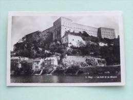 Le Fort Et La Meuse / Anno 19?? ( Zie Foto Voor Details ) !! - Hoei