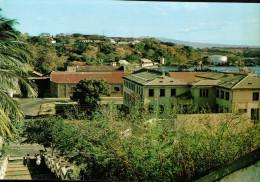 Cpm  MADAGASIKARA   Escalier Joffre. Vue De La Douane Diego.Suarez - Madagascar
