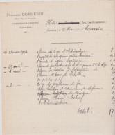 (SAONE ET LOIRE )ROMANECHE-THORINS Pharmacie DURNERIN - Old Professions