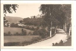 CHALABRE  Le Chateau Et La Route De Puivert  No 10 - France