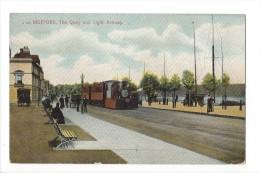 11566 -  Bideford The Quay And Light Raiway - Angleterre