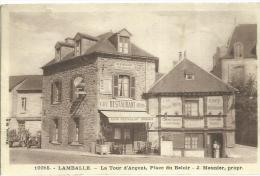 --Lamballe--la Tour D'Argent,Place Du Baloir - Lamballe