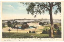 Dépt 55 - ROMAGNE-SOUS-MONTFAUCON - Cimetière Américain De Meuse-Argonne (14.220 Tombes) - Autres Communes