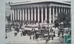 PARIS   La Bourse - Frankreich