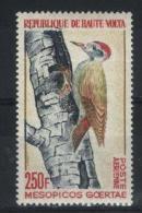TIMBRE De HAUTE-VOLTA  Neuf *  Du Numéro  PA 18 - Poste Aérienne - Légére Charniere à Peine Visible - Obervolta (1958-1984)