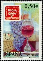 España 3910 ** Vinos. 2002 - 2001-10 Neufs
