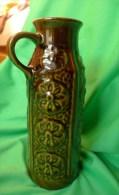 Amazing Vintage West German Pottery Ceramic VASE - W. Germany BAY 260-20 - Unclassified
