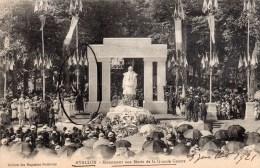 89 Avallon, Monument Aux Morts De La Grande Guerre, Ceremonie - Avallon
