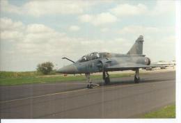 "PHOTO 10X15 : CAMBRAI  MAI 1994 BASE AERIENNE 103  -  "" MIRAGE 2000 C "" (  - AERODROME  - AVION ) - Cambrai"