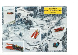 11579 -  Kunsteis Bob Und Rodelbahn Innsbruck Igls - Igls