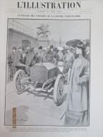 1903 La Course Automobile  Paris Madrid   Le Pesage - Non Classificati