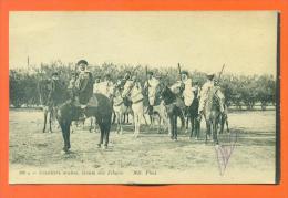 Cavaliers Arabes , Goum Des Zibans - Regiments