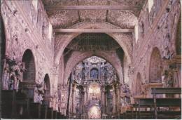 EC.- Quito, Ecuador. Iglesia De Cantuna. Cantuna Church. Kerk. 2 Scans - Ecuador