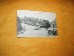 CARTE POSTALE ANCIENNE CIRCULEE DE 1916. / RODEZ.- CARREFOUR ST CYRICE  / CACHETS. - Rodez
